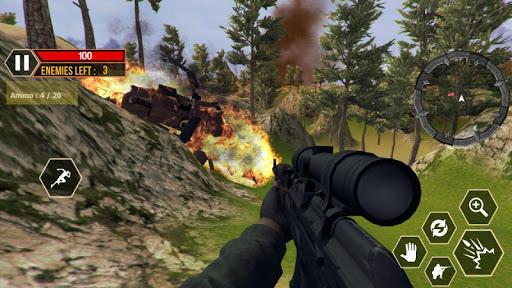 First War On Earth FPS Final Battleground Survival Mod Apk