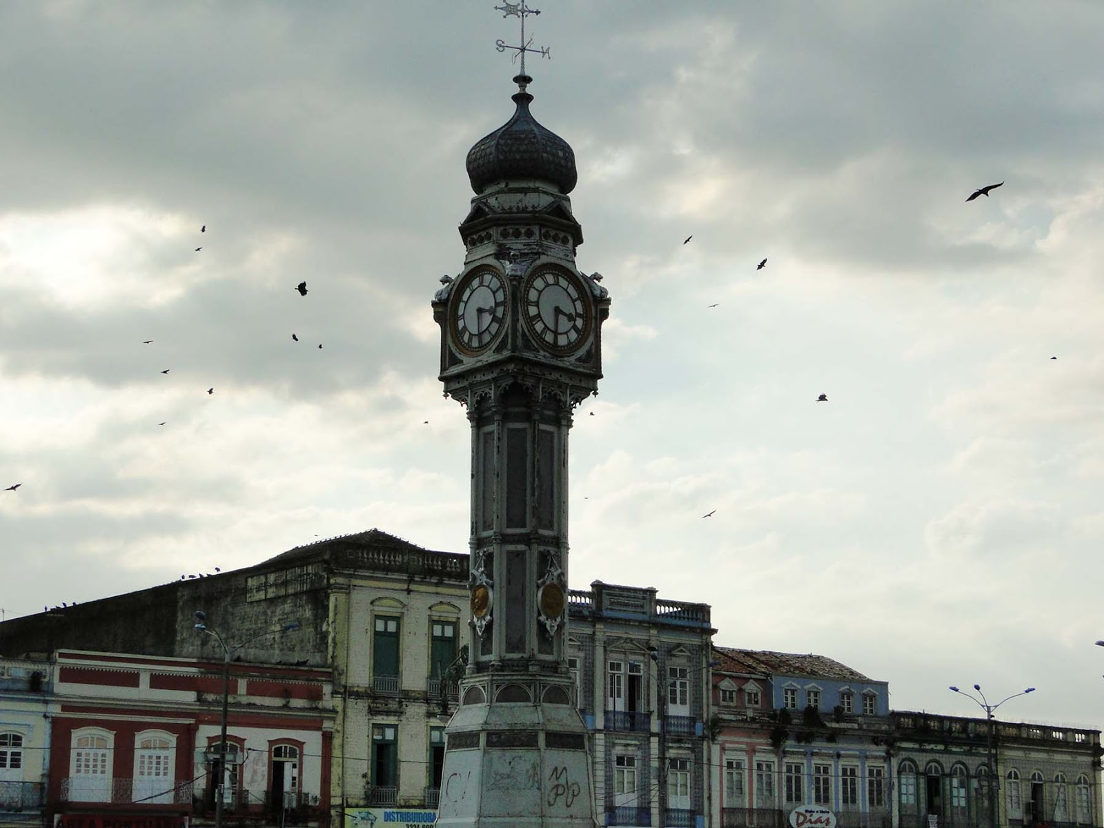 Praça do Relógio, Belém do Pará