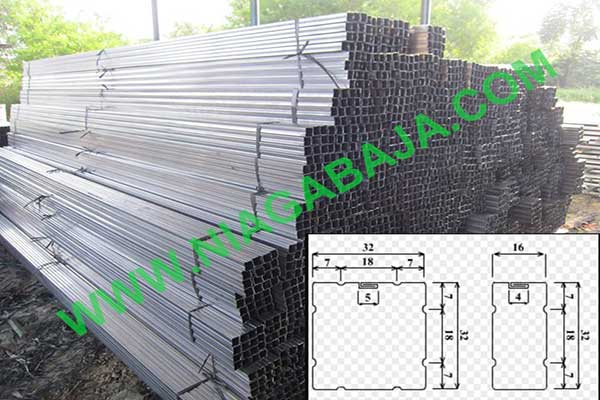HOLLOW GALVANIS, HARGA HOLLOW GALVANIS, HARGA HOLLOW GALVANIS PER BATANG 2020