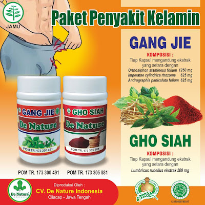 Obat Sipilis Herbal De Nature