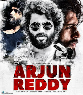 Arjun Reddy Movie Download Hindi Dubbed 480p 720p Bluray