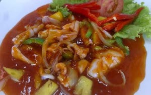 Resep dan Cara Membuat Cumi Reubeoh Cuka Khas Aceh