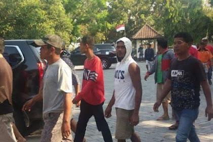 Pria Tewas Diduga Dipukuli Tiga Oknum Polisi, Warga Berbondong-bondong Cari Keadilan bagi Zaenal