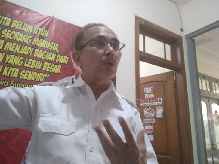 Gerindra DIY Buka Pendaftaran Calon Kepala Daerah 2020 Dari Unsur Eksternal