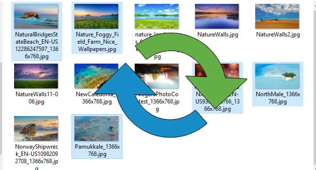 Windows'da Seçimi Ters Çevir-www.ceofix.com