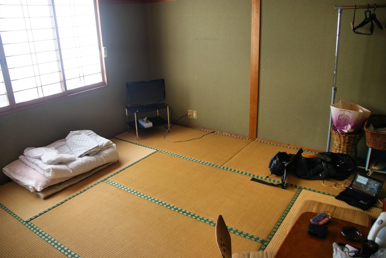 Minshuku Imayoshi-so, Kagoshima, Kyushu, Japan