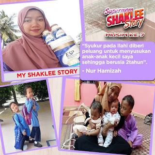 Bantu Tambah Banyakkan Pekatkan Susu Badan Set Penyusuan Shaklee