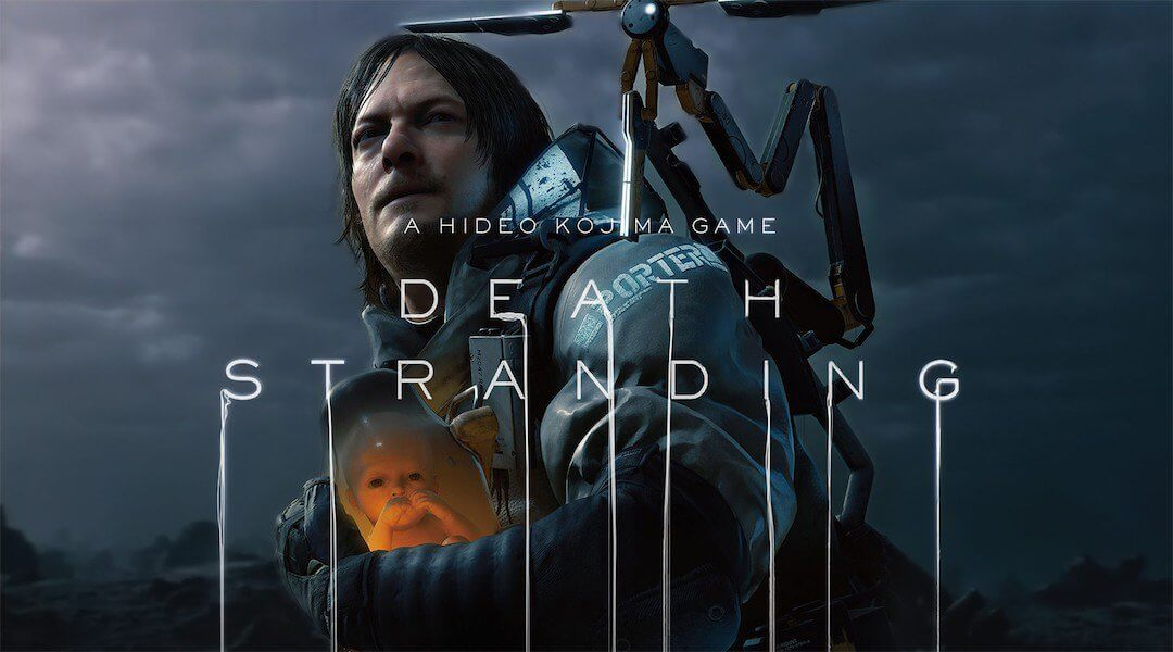 PS4 Upcoming Action Game Death Stranding