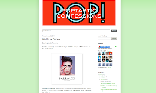 Wildlife review on Poptastic Confessions (USA)