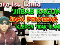 Klepon Tidak Islami Isu Murahan Yang Digoreng Partai Klepon Indonesia (PKI)