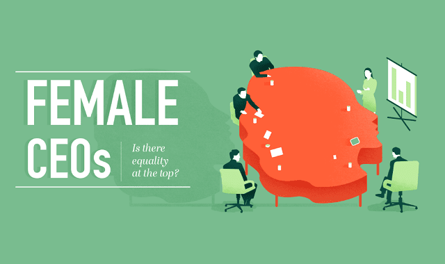 Female Chief Executives and Equality