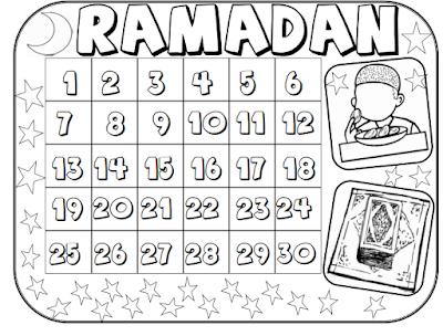 Ramadan Kids' Calendar