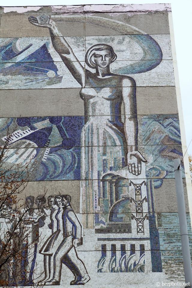 мозаика улица щербаковская 53