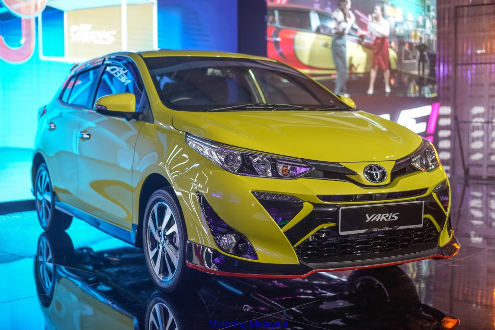 Motoring Malaysia Toyota Yaris Launched Prices Start At Rm70 888 Making This A Truly Affordable Hatchback For Malaysians