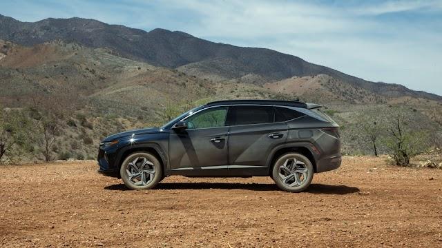 MOTOR. Tucson Hybrid, el primer SUV híbrido en la línea de Hyundai