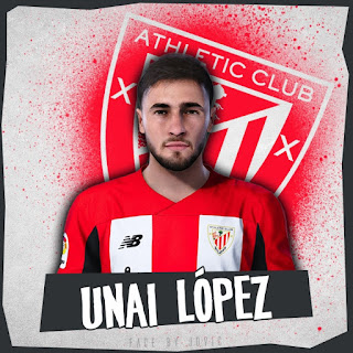 PES 2020 Faces Unai Lopez by Jovic