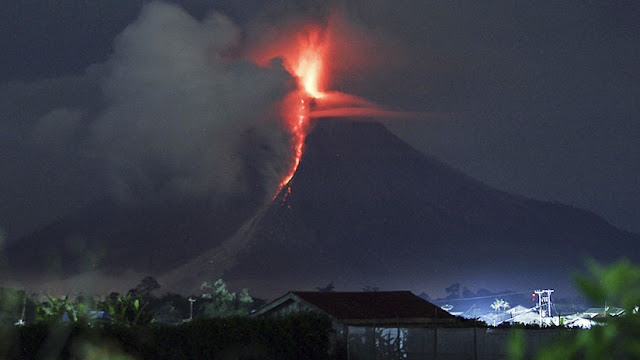 Una erupción volcánica capaz de aniquilar la civilización podría producirse antes de lo esperado