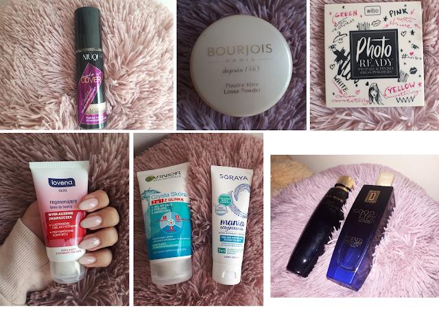 Najlepsze kosmetyki i rzeczy na co dzień   MOJE ULUBIEŃCY 2019
