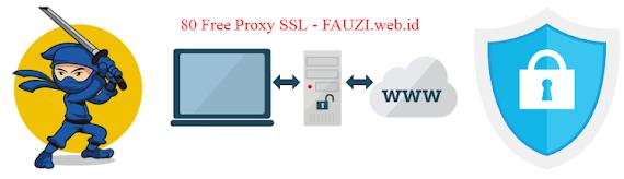 80 Free Proxy SSL