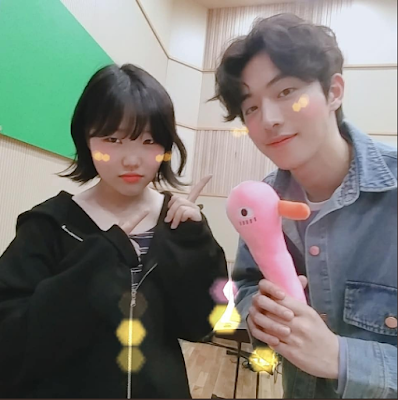 [19.02.28] Suhyun Volume Up Radio with Nam JooHyuk as Guest