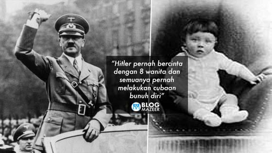 Fakta Pelik Tentang Adolf Hitler Yang Ramai Tak Tahu