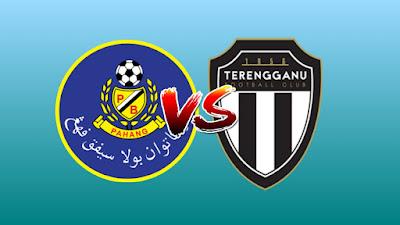 Live Streaming Pahang vs Terengganu Piala FA Malaysia 10.5.2019