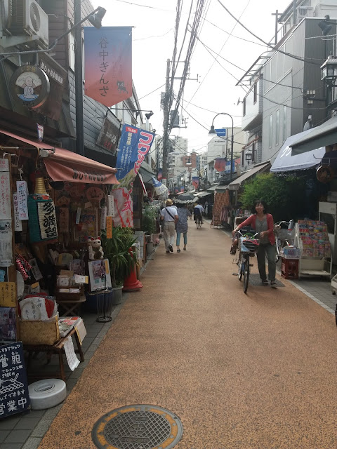 tokyo quartieri meno turistici