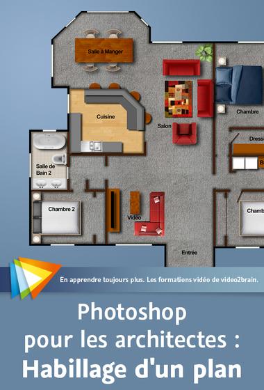Photoshop pour les architectes