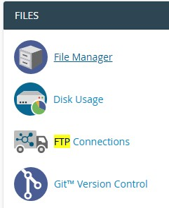 File Manager Hosting
