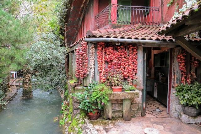 Dubrovnik to Kotor: Stari Mlini restaurant