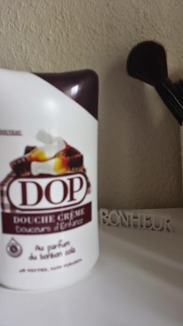gel douche DOP au bonbon coca