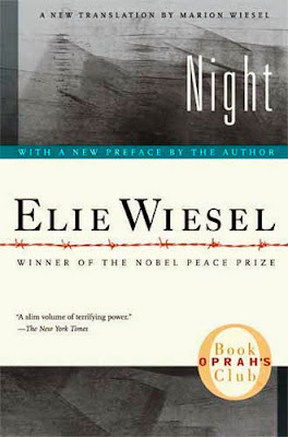 Night by Elie Wiesel – Front Cover