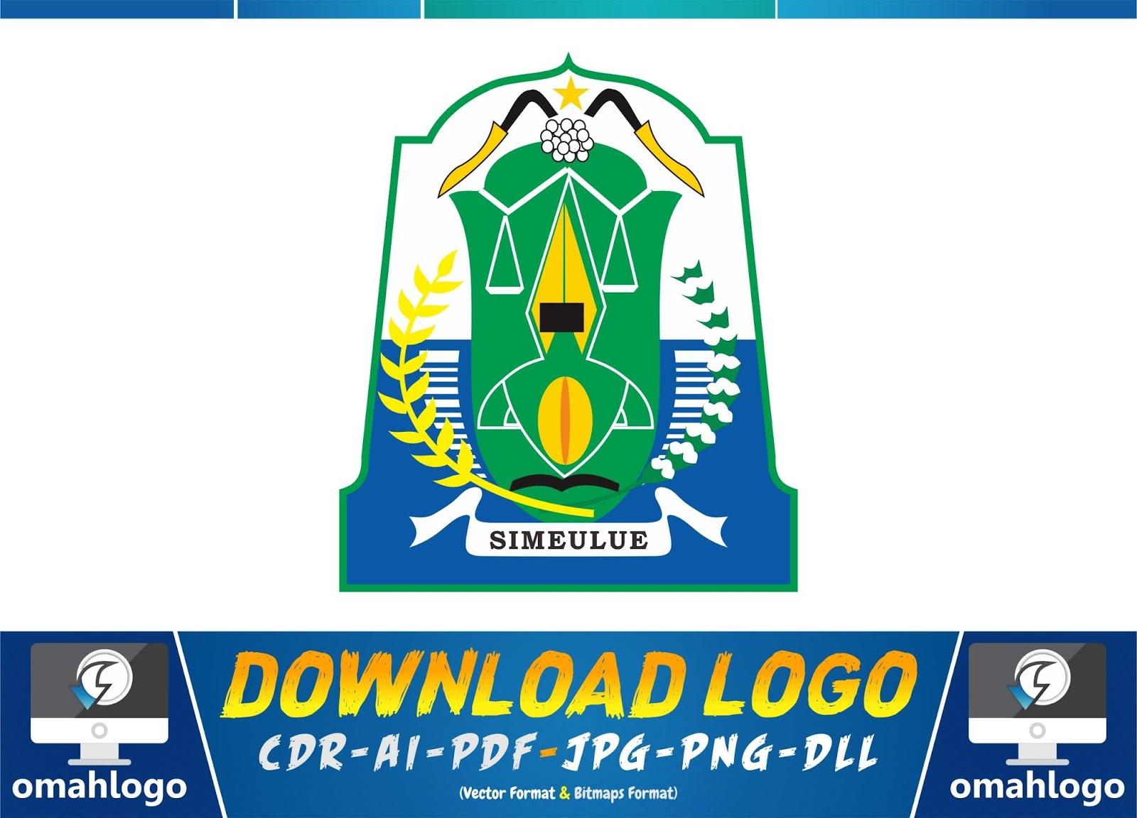 Logo Kabupaten Simeulue Omahlogotech