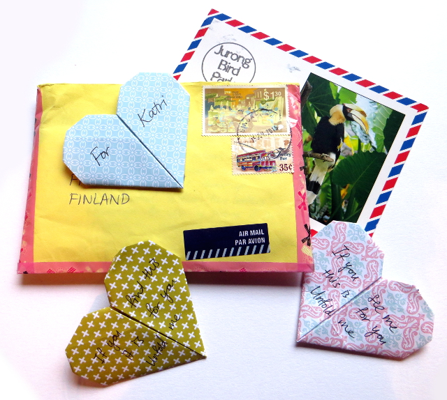 letter singapore