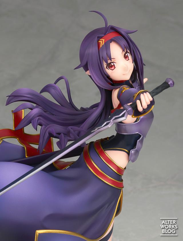 "Figuras: Yuki de ""Sword Art Online"" - ALTER"
