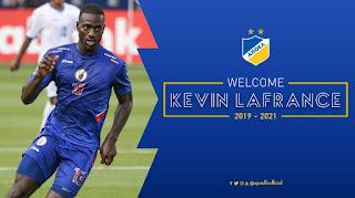 Το συμβόλαιο του Kevin Lafrance