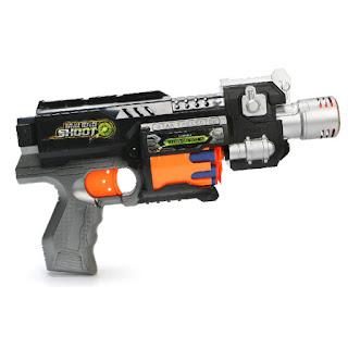 Rapid Fire Soft Gun 559-A