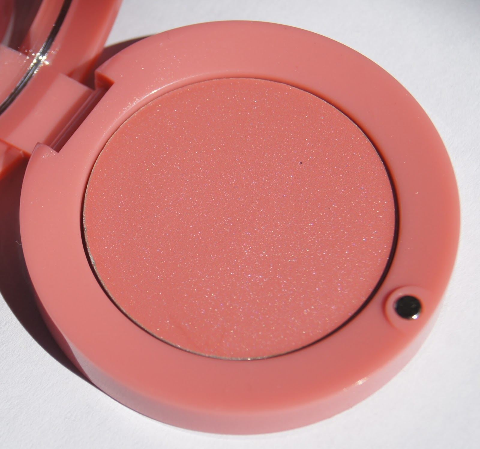 bourgeois little round pot cream blushes 03 rose tender review