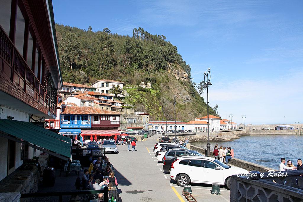 Playa de Tazones, Asturias