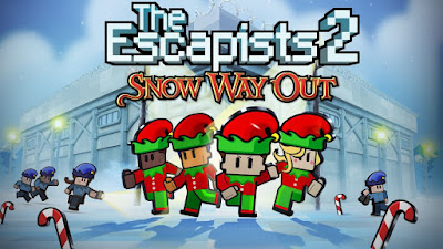 What a way to warm our hearts. More ways to escape. As a free DLC. Snow Way out.