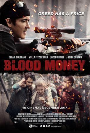 Film BLOOD MONEY Bioskop CGV Blitz