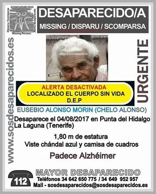 Localizado sin vida desaparecido Punta Hidalgo, Tenerife