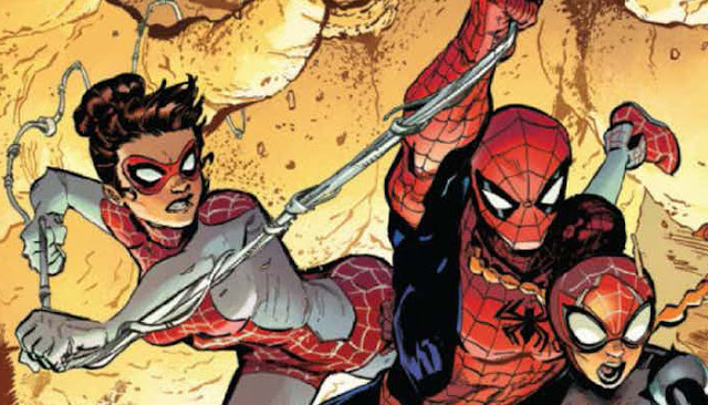 AMAZING SPIDER-MAN: RENEW YOUR VOWS 5