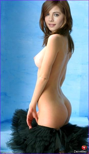 Уилла Холланд голая задница