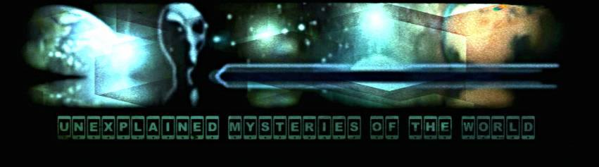 Unexplained Mysteries and Paranormal Archive