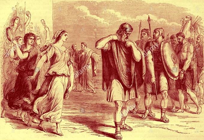 ¿Cómo se explica que Jefté haya querido sacrificar a la primera persona que saliera de su casa a recibirlo?
