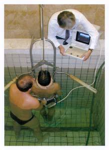 Вертикальное вытяжение позвоночника, súlyfürdő – нагрузочные ванны, является своеобразной «визитной карточкой» курортов Венгрии.