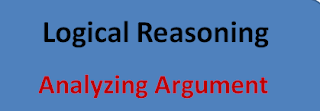 Analyzing Arguments Quiz – Reasoning Questions and Answers    Logical Reasoning   Analyzing Arguments