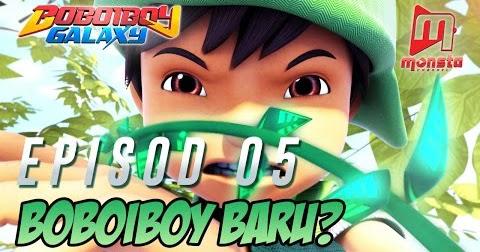 BoBoiBoy Galaxy Episode 05 | RX Naruto
