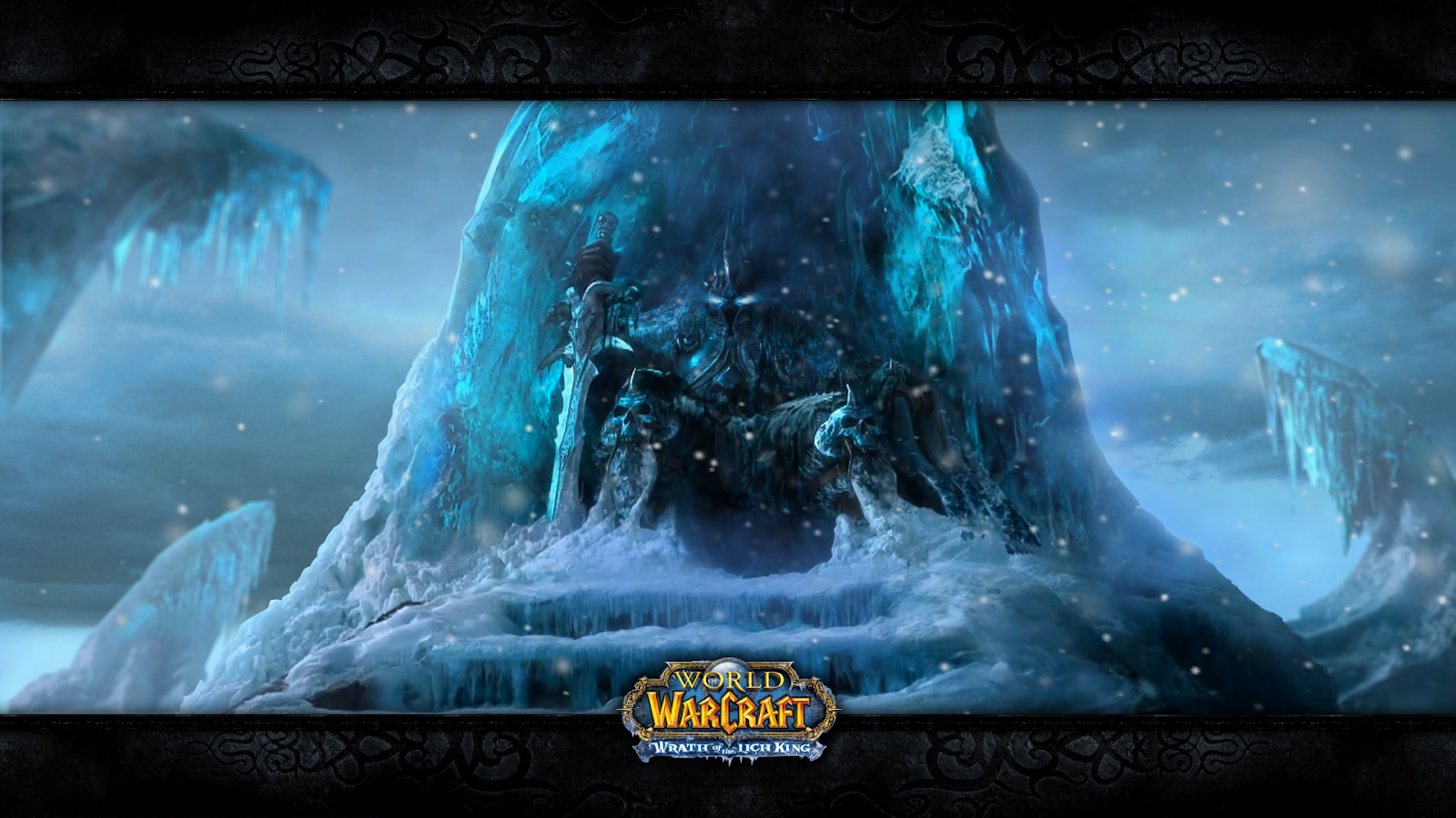 Lich King Animated Wallpaper